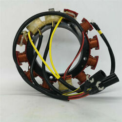 Johnson Evinrude Outboard Stator Assy 35 Amp 173-4287 583415 584287 763765