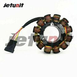 Outboard Stator For Johnson Evinrude Omc 2010-2012 15hp 25hp 30hp 0586918