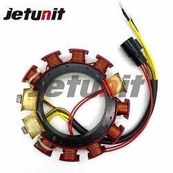 For Johnson Evinrude 150hp 155hp 175hp Stator 35amp 584292 583710 6cyl 1989-1992