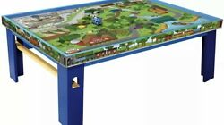 Y4412 Thomas And Friends Wooden Train Table