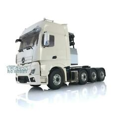 1/14 Rc Lesu 88 Metal Chassis Benz Highline 1851 3363 Tractor Truck Herculescab