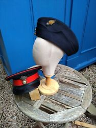 Named World War Two Royal Regiment Of Fusiliers No1 Dress And Side Caps