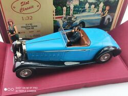 Slot Classic Cj-33 Rtr. Hispano Suiza Type 68 Bicolor Made In Factory