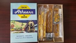 Athearn 5915 Bn Gunderson Maxi Iii Twin Pack Stack Car Set Ho Scale