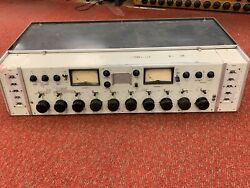 Industrial Tape Applications Ita Acs2b 10 Channel Tube Broadcast Console