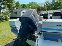 Force Outboard 125hp 2 Stroke 4cyl For Parts