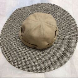 Used No Box Very Rare Hat Cc Size 58 For Woman Cute