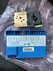Thermador Range Gas Simmer Control Kit 00497234 W/ 2 Potentiometers