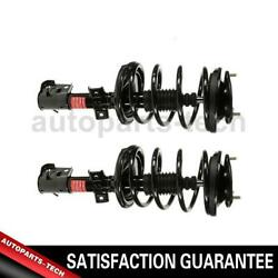 2x Monroe Shocks And Struts Front Strut And Coil Spring Assembly For Santa Fe
