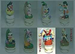 Trading Figures Secret Ushimao Chess Piece Collection Dx Dragon Ball The