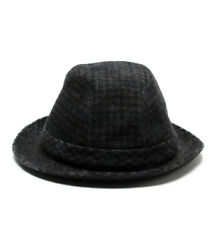 Comde Gal Song Shirt Wool Hat Check 2014aw W22645 Men's Comme Des Garcons Sh