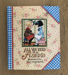 Mary Engelbreit All You Need Is A Friend Book Miniature