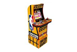 Arcade1up X Chinatown Market Nba Jam Limited Edition W/riser Sold Out Everywhere