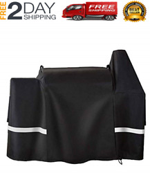 New Bbq Grill Cover For Pit Boss 820 Deluxe / 820d / Wood Pellet Grills With Si