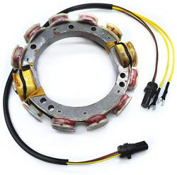 Jetunit Stator For Johnson Evinrude Omc Outboard 85-235hp 4and6 Cyl.