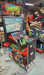 Global Vr Paradise Lost With 32 Lcd Full Size Arcade Shooting Game - Working