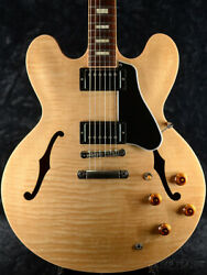 Gibson Memphis Inventory Wipe-out Es-335 Figured 2015-antique Natural- 9-315