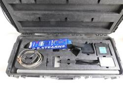 De Stearns 10/20 High Voltage 35,000 Volts Holiday Detector Pipeline Tool Spy