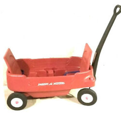Radio Flyer Pathfinder Wagon Red Pick Up Only