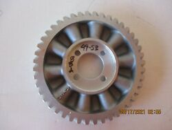 Vintage Ford And Merc Flathead Aluminum Cam Timing Gear - 1949-1953 - Free Shpg