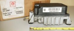 Nos Gm 88-93 Chevy Gmc Truck Cruise Control Assembly Pickup Suburban 89 90 91 92