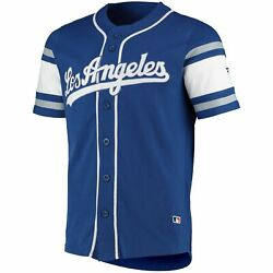 Iconic Supporters Cotton Jersey Shirt - Los Angeles Dodgers