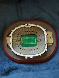 Bridgepoint Collectibles Green Bay Packers Lambeau Field Replica. New In Box
