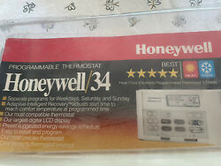 Thermostat Honeywell, New In Packaging. Model Ct 3400 . Heat/cool. Priority