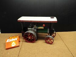 Vintage Mamod Toy Steam Engine Tractor Te1a