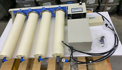 Millipore Super-q Di Water Filter Unit With Toc Monitor Has Meg Ohm Meter