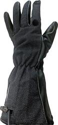California Heat 7v Lithium-ion Battery Outdoor Pro Gloves Xxx-large Black