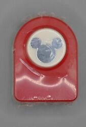 All Night Media Mickey Mouse Head Craft Paper Punch New