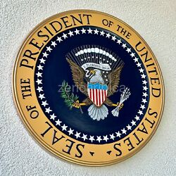 Us Presidential Seal Of The President Afo Plaque The Institute Of Heraldry