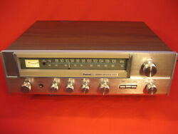 Sansui Stereo Receiver 1010 Works Well And Looks Good.
