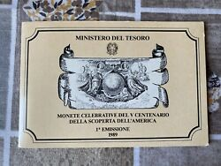 Pack Ipzs Diptych Livres 200 500 1989 Off America Silver 835 Fdc Stamp