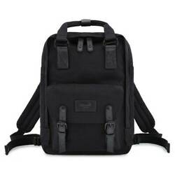 Himawari Backpack Bags School Office Casual Water Resistant Fashion Style Black $52.20