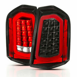 Anzo For Chrysler 300 2011 2012 2013 2014 Tail Lights Led Black W/ Sequential