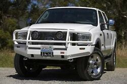 Arb 4x4 Accessories 3436040 Front Deluxe Bull Bar Winch Mount Bumper