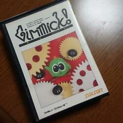Gimmick Famicom Nintendo Japanese Ntsc-j Ver. Game Used From Japan Free Shipping