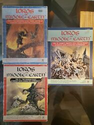 Merp - Middle-earth Rolemaster Collection 26 Books+ Lot