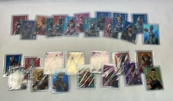 Fortnite Trading Card Lot Series 1 Panini Mint Collection Rares Holos He1028809