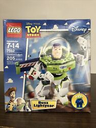 New Lego 7592 Disney Toy Story Construct-a-buzz Lightyear Factory Sealed