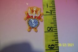 Knights Of Columbus - 4th Degree Embroidered Patch 1 1/2