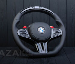 Bmw M8 M5 X5m M3 M4 X6m X3m F90 G80 G15 Performance Steering Wheel Competition