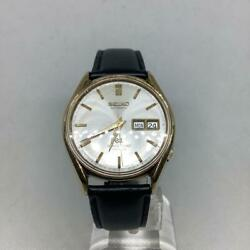 Seiko Grand Seiko 6246-9001 Vintage Day Date Automatic Mens Watch Auth Works