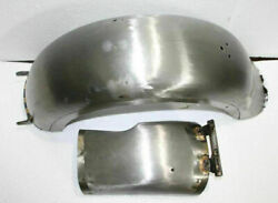Fit For Sunbeam S7 Front And Rear Fenders / Mudguards Reproduction