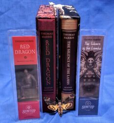 Red Dragon The Silence of the Lambs By Thomas Harris Suntup Numbered Editions