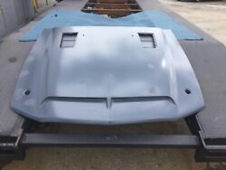 2004-2008 Ford Kkr Shelby Type-e Style Ram Air Hood New