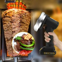 Professional Electric Cordless Turkish Kebab Knife Portable Cordless Meat Cutter