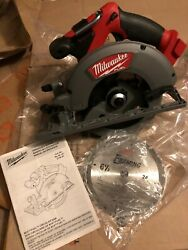 Brand New - Milwaukee 2730-20 M18 Fuel 6-1/2 Circular Saw Tool Only